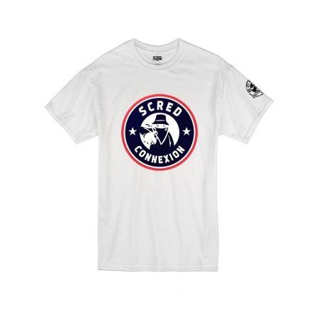 """Tshirt  Blanc """"Classico NHL"""""""