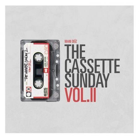 "Album Cd ""Mani Deiz"" - The cassette sunday Vol.2"