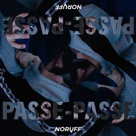"""Album Cd """"Noruff - Passe-Passe"""""""
