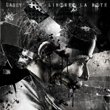 """Album Cd """"Casey - Libérez la bête"""""""