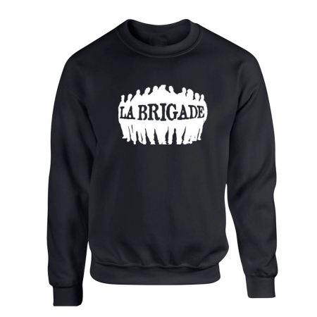 Sweat Noir La Brigade