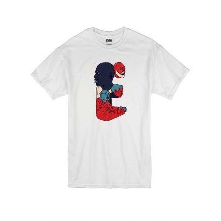 T Shirt Blanc by Sims - EXPRESSION DIREKT