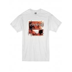 TShirt Blanc Fabe Le fond et la forme de fabe sur Scredboutique.com