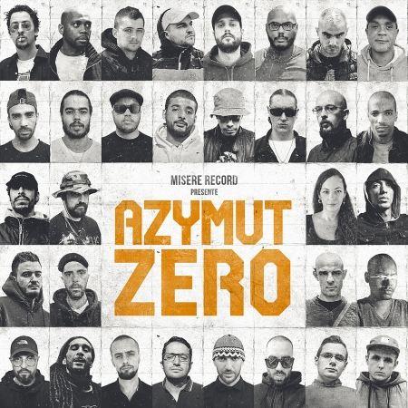 """Album Cd """"Misère Record - Azymut Zéro"""""""