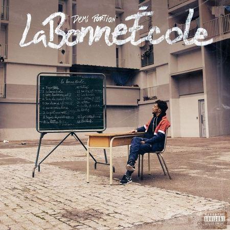 """Album Cd """"Demi Portion - La bonne école"""""""