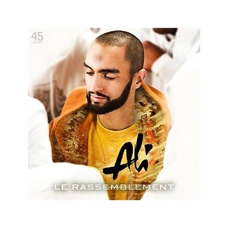 "Album Cd "" Ali "" - Le rassemblement"