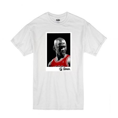 T Shirt Blanc Renar - Jordan