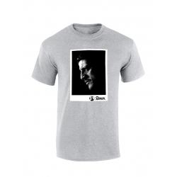 T shirt Renar Said Taghmaoui gris de renar sur Scredboutique.com
