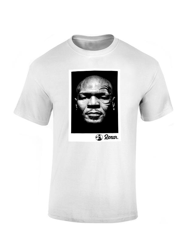 T shirt Renar Tyson Blanc de renar sur Scredboutique.com
