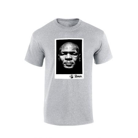 T shirt Renar Tyson gris