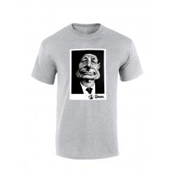 T shirt Renar Chirac Gris de renar sur Scredboutique.com