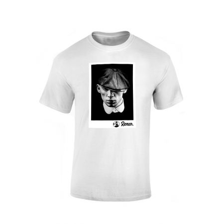 T shirt Renar Peaky Blanc