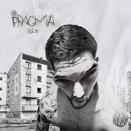 "Album Vinyl ""Melan"" Pragma"