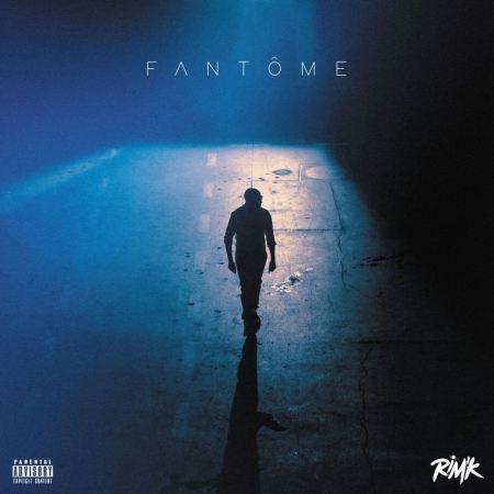 "album cd  Rimk "" Fantôme """