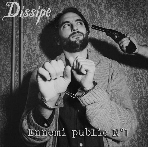 """Vinyle """"Dissipé - Ennemi Public N°1"""" de  sur Scredboutique.com"""