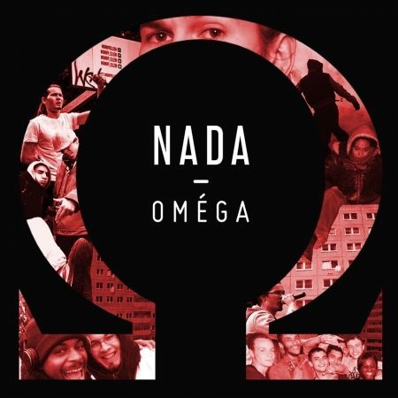 "Album Cd ""Nada - Oméga"""