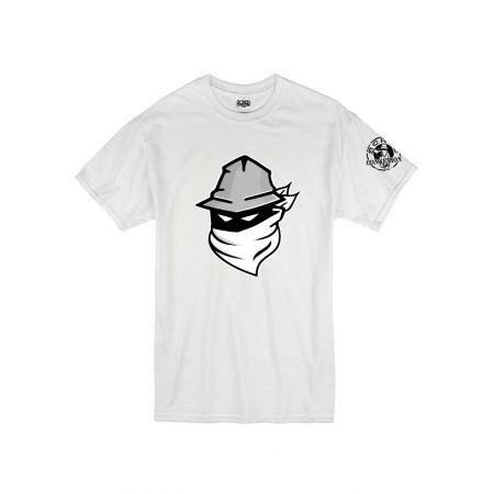Tshirt Visage 2020 blanc