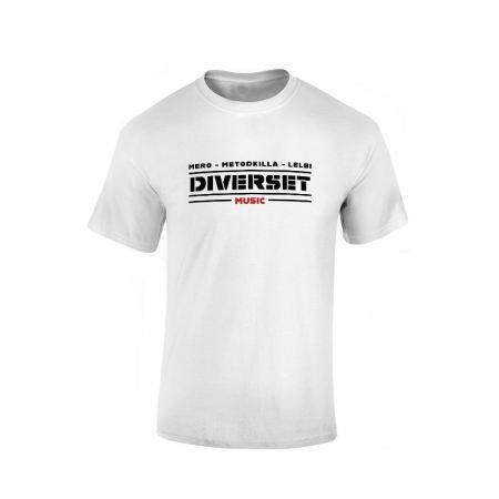 Tshirt Blanc Diverset