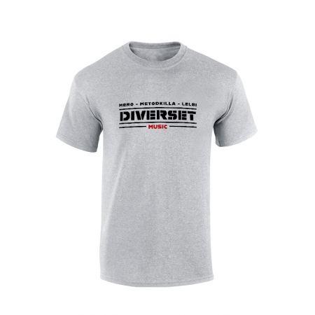 Tshirt Gris Diverset