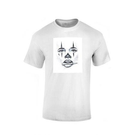 Tshirt Versil Visage blanc