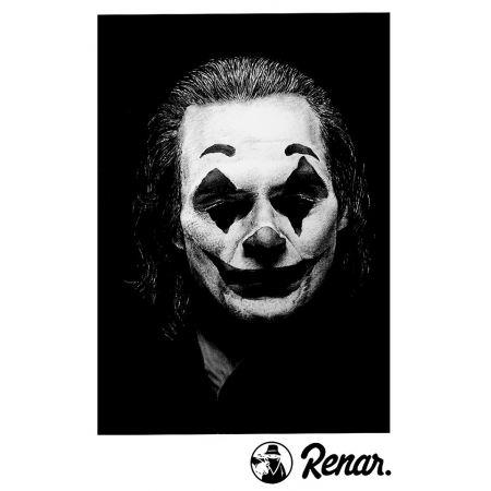 T Shirt Gris Renar - Joker