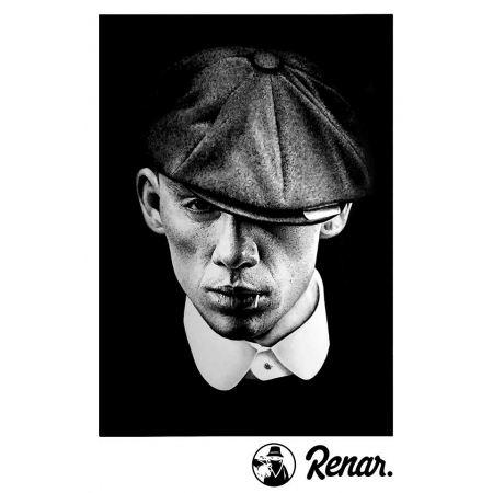 T shirt Renar Peaky Noir