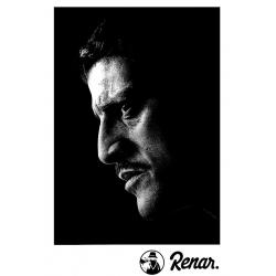 T shirt Renar Said Taghmaoui Noir de renar sur Scredboutique.com