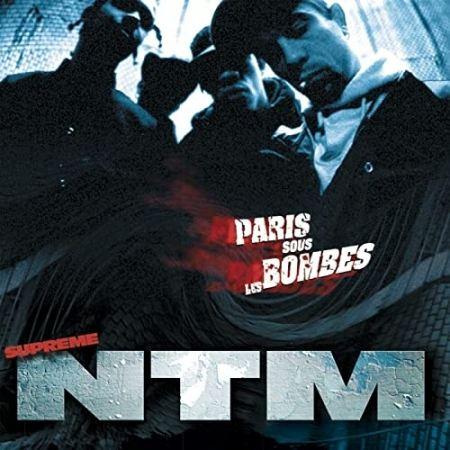 """Album vinyl """"NTM"""" -  Paris sous les bombes"""