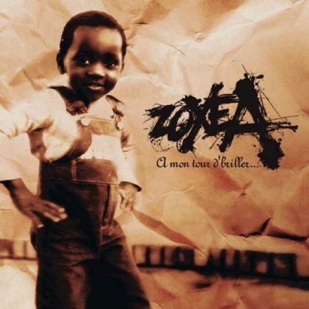 "Album vinyl ""Zoxea"" - A mon tour de briller"