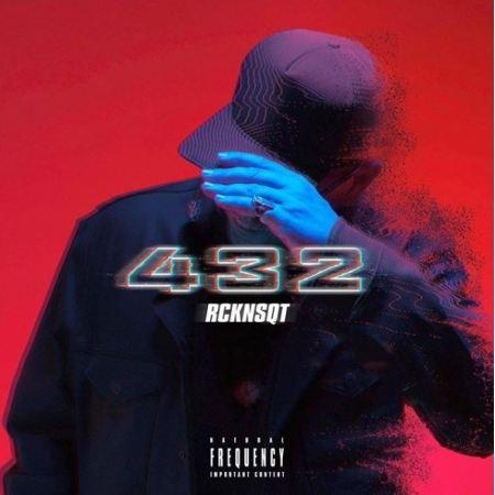 """album vinyle Rockin Squat  """"432 HZ'"""