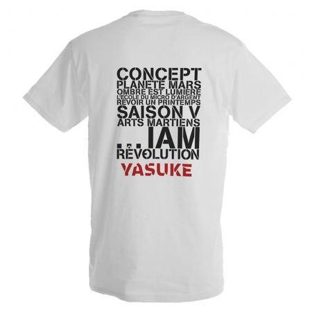 """T-Shirt IAM """"Titres album"""""""