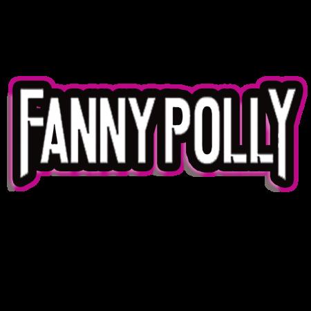 Sweat Capuche Fanny Polly Noir