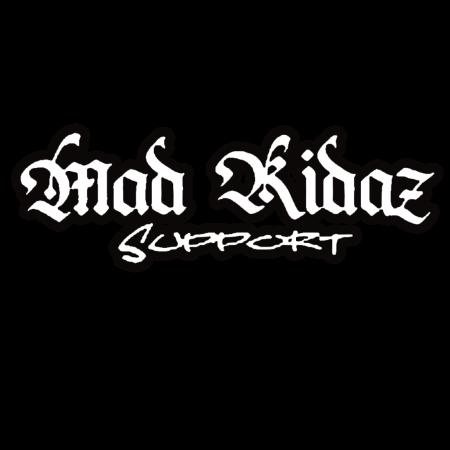 Sweat Capuche Versil - Mad Kidaz Blanc