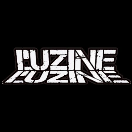 T-Shirt Luzine bordeaux logo blanc
