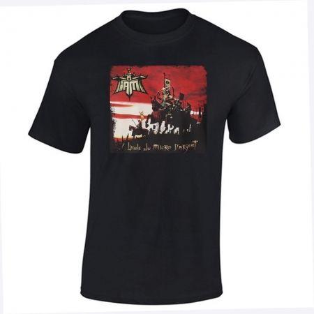 """T-Shirt IAM """"L'école du micro d'argent"""""""