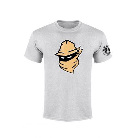 Tshirt Blanc Visage Beige