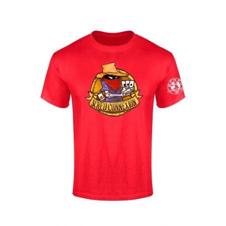 Tshirt Rouge Poker Color