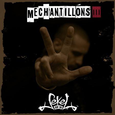 """Album Cd """"Sekel du 91 - Mechantillons Part.3"""""""