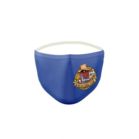 Masque Bleu Poker