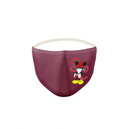 Masque Bordeaux Mickey