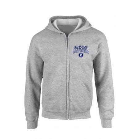 Sweat Sip  Scred University gris