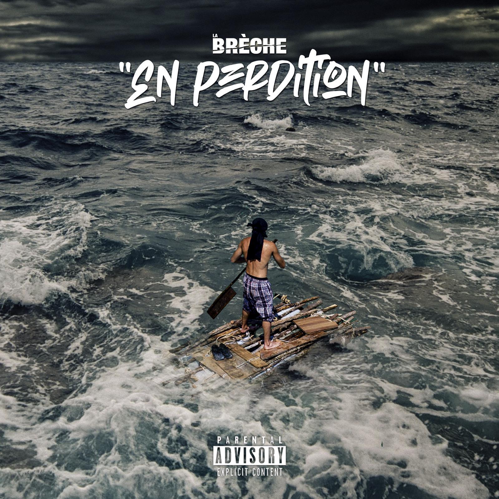 """Album Cd """"La brèche"""" - En Perdition de la breche sur Scredboutique.com"""