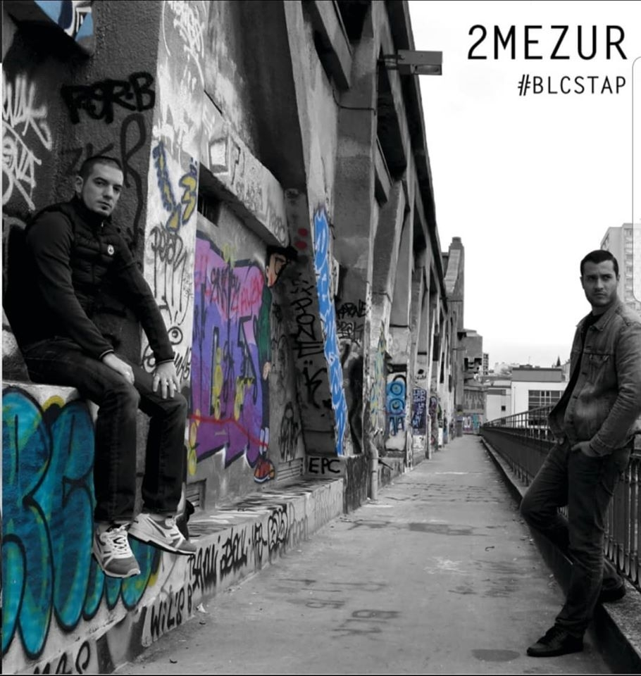 """Album Cd """"2Mezur - BLCSTAP"""" de 2 Mezur sur Scredboutique.com"""