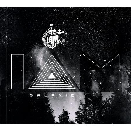 """Album Cd """"Iam - Galaxie"""""""