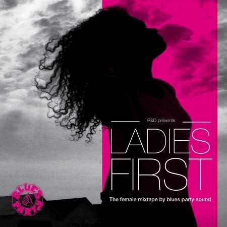 "Album Cd "" Lady First"" the female mixtape"