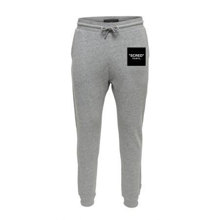 Pantalon de Jogging Gris Carré Scred