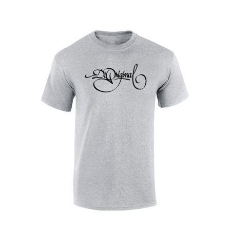 Tshirt Yoshi Di Original Gris