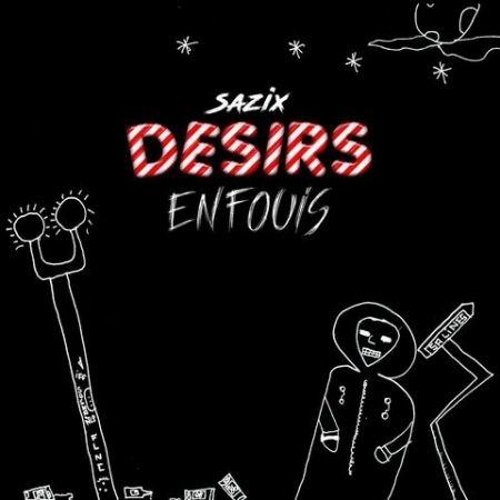 "Album Cd Saxiz - Désirs enfouis"""