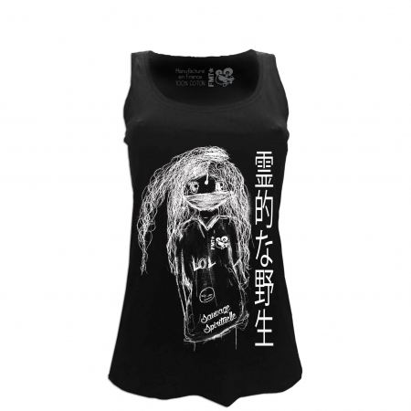 t-shirt femme  filante