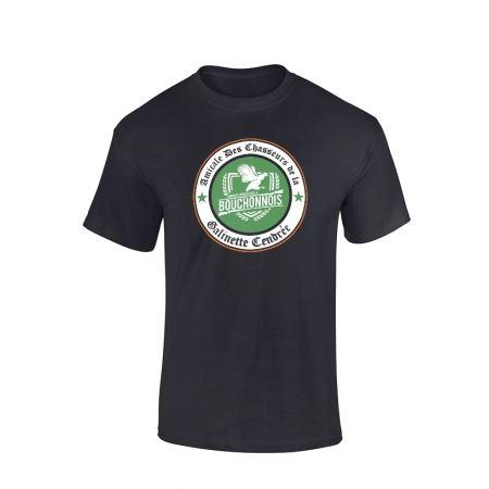 T-shirt Amadeus Galinette Noir
